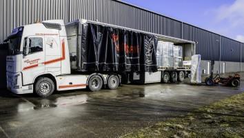 Transportfirma i Viborg